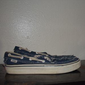 Vans shoes womens sz 8.5 mens 7